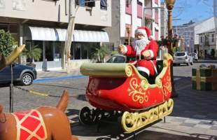 Decoração natalina será a maior atração do Natal Borbulhante de 2020