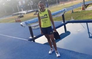 Atleta caxiense disputa Troféu Brasil de Atletismo