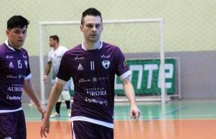 Futsal | BGF renova com o ala Alfinete para 2021