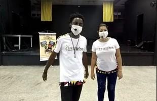 Coletivo ofereceu danças angolanas online no último domingo