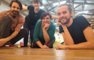 Instituto de Leitura Quindim receberá o grupo teatral Trupe de Maricas