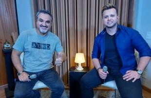 Kelvin Araújo traz canções de influência italiana ao Programa Odair Terra
