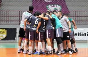 Futsal | BGF inicia a pré-temporada na próxima semana