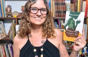 """Sônia Travassos ministra workshop """"Por que e como ler Lobato com as crianças de hoje?"""""""