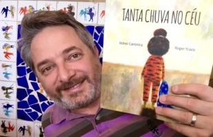 """""""Tanta Chuva no Céu"""" é premiado com o Selo Distinção Cátedra Unesco de Leitura"""