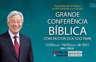 Missão Boa Notícia promove Grande Conferência Bíblica on-line