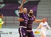 Futsal | BGF conhece o seu adversário na semifinal da Taça Farroupilha – Região Serra