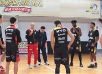 KTO/Caxias faz seu primeiro treino para a LDB