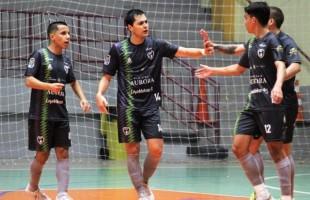 BGF estreia na Série Ouro diante do Brasil Futsal, de Pelotas