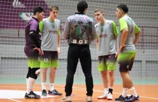 Com possibilidade de disputar a Taça Brasil, BGF realiza seletiva para a categoria sub-17