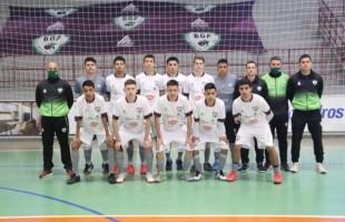 Futsal | De forma inédita, BGF confirma participação na Taça Brasil Sub-17