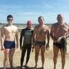 Lagoa Bacopari teve natação neste sábado