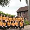 Candidatas a Rainha e princesas da Festa Nacional da Uva 2019 visitam roteiro La Cittá e Ana Rech