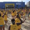 Estação Verão Sesc: Atividades gratuitas em 11 praias gaúchas movimentam feriadão de Carnaval