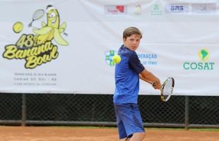 Qualifying dos 16 anos masculino classifica seis brasileiros no Banana Bowl