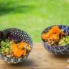 Na Culinária: Poke havaiano de salmão e abacate