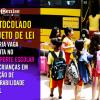 Vereadora Denise Pessôa (PT) protocolou projeto que garante vaga gratuita no transporte escolar para crianças em situação de vulnerabilidade social.