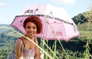 Cristiane Nascimento, a beleza da mulher negra