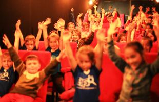 Estação Férrea recebe mostra nacional de cinema itinerante na próxima semana