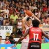 Em mais um jogo incrível, Caxias do Sul Basquete vence por um ponto