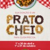 Campanha Prato Cheio realiza sua primeira edição em 2018