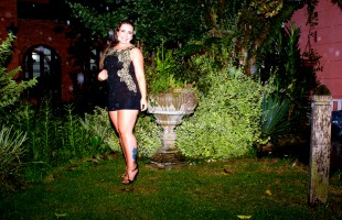 Sheila Amanda, a beleza que atinge alturas inimagináveis