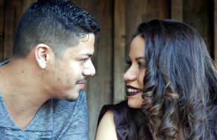 Eduardo & Sibele, a beleza os uniu