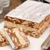 Na culinária, Torta de palha italiana