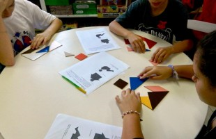 Escola Municipal Ester Benvenutti promove o Dia da Matemática