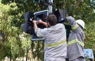 Em três dias, quatro semáforos para pedestres são furtados em Caxias do Sul