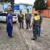 Maio Amarelo: melhorias no entorno da Escola Estadual São Caetano são analisadas por fiscais de trânsito