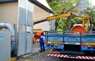 Samae permanece com abastecimento de água normalizado na cidade
