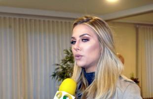 Thiago Lacerda e Miss Brasil 2015 Martina Brandt confirmados na Escolha da Rainha e Princesas da Festa da Uva 2019