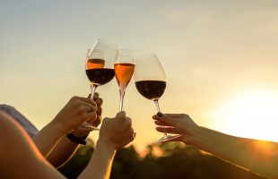 Exportações de vinhos e espumantes brasileiros crescem 44% em valor no primeiro trimestre de 2018