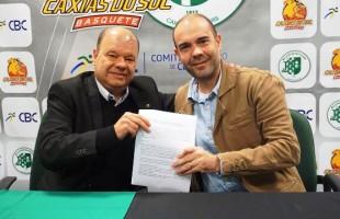 Caxias do Sul Basquete e Recreio da Juventude fecham parceria para base