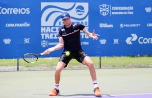 Demoliner derruba dupla 4ª favorita nas mistas em Roland Garros