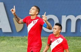 Peru sai dignamente da Copa, mas com a vitória, leva a Austrália junto