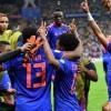 Colombianos lavam a alma fazendo gols e eliminam mais um europeu