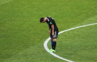 Argentina fica no empate contra a Islândia. Messi perde pênalti