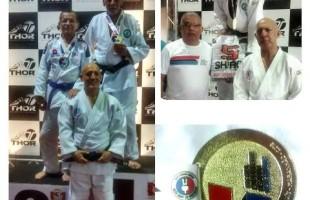 Judoca do Recreio da Juventude, de Caxias do Sul, conquista Ouro na Copa Paulo Leite de Judô
