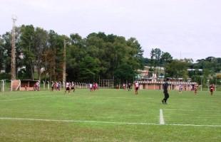 Quartas de final do Campeonato Municipal de Futebol já têm confrontos definidos