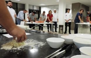 Microempa promove oficina de gastronomia