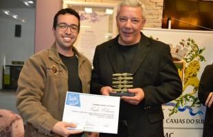 Vencedores do 52º Concurso Anual Literário recebem premiações