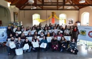 Lançamento do 14ª Passaporte da Leitura reúne dezenas de pessoas na Biblioteca Parque