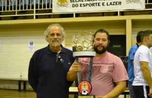 União de Zorzi é o grande campeão do Campeonato Municipal de Futebol 2018