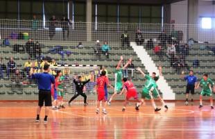 Recreio da Juventude classifica-se em terceiro lugar na primeira etapa do Campeonato Estadual de Handebol