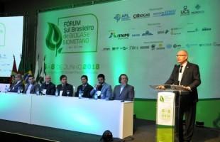Santa Catarina será sede do Fórum Sul Brasileiro de Biogás e Biometano 2019