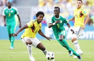 Colômbia de James Rodrigues está na próxima fase da Copa