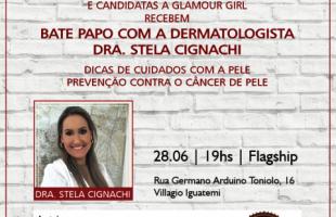 Drops de Menta recepciona as candidatas a Glamour Girl