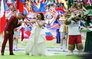 Russos e convidados abre oficialmente a Copa do Mundo 2018